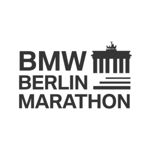 Logo for BMW Berlin Marathon