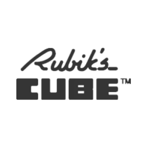 Logo for Rubik's Cube