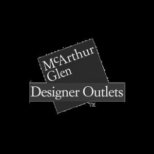 Logo for McArthur Glen