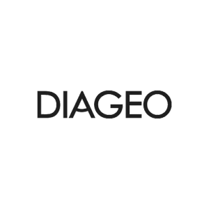 Logo for Diageo