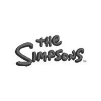 Logo for Simpsons